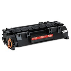 0281500001 05A Compatible MICR Toner Secure, 2,300 Page-Yield, Black