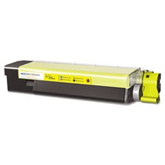 MDA40036 C6100 Compatible, New Build, 43865717 Laser Toner, 6,000 Yield, Yellow