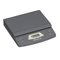 Digital Postal/Shipping Scale, 25lb Capacity, 6 1/2 x 8 1/8 Platform