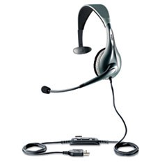 UC Voice 150 Monaural Over-the-Head Corded Headset