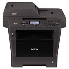 DCP-8150DN Multifunction Laser Copier, Copy/Print/Scan