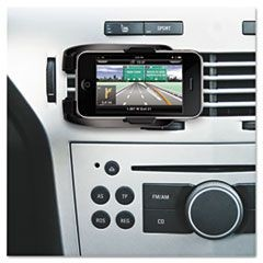 SoundWave Sound Amplifying Car Mount for iPhone 4/4S