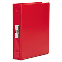Varicap6 Expandable 1 To 6 Post Binder, 11 x 8-1/2, Red