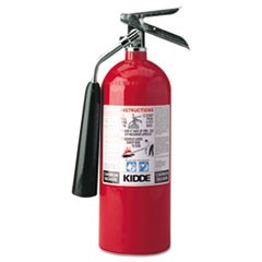 ProLine 5 CO2 Fire Extinguisher, 5lb, 5-B:C