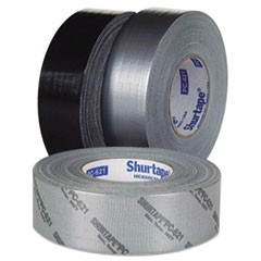 "Contractor Grade Duct Tape, 2"" x 60yd, Silver"