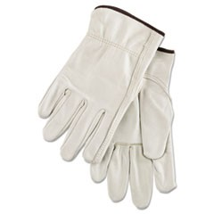 4000 Series Cowhide Leather Driver Gloves, Large