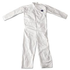 Tyvek Coveralls, Zip Closure, 5X-Large