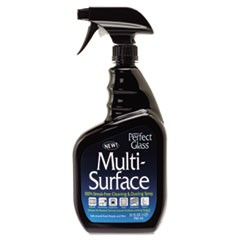 Perfect Glass Multi-Surface Cleaner, 32oz Bottle