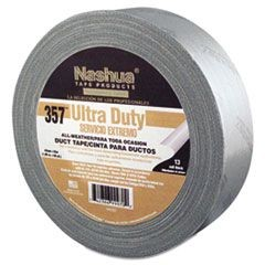 "357-2-SIL Premium, Duct Tape, 2"" x 60yds, Silver"
