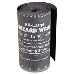 "Wizard Wrap, Extra Large, 12"" to 48"" Pipe"