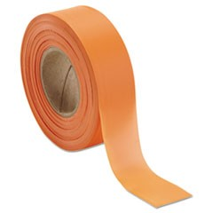300-O Flagging Tape, Orange