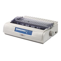 Microline 491 24-Pin Dot Matrix Printer