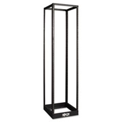 SmartRack 45U 4-Post Open Frame Rack, TAA Compliant