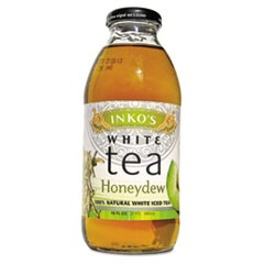 Ready-To-Drink Honeydew White Tea, 16oz Bottle, 12/Carton