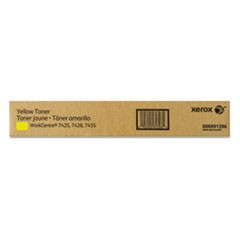 6R1396 Toner, 15,000 Page-Yield, Yellow