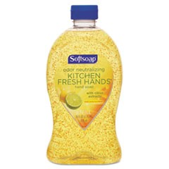 Hand Soap, Kitchen Fresh Hands, Citrus Scent, 28 oz Bottle, 6/Carton
