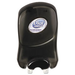 Duo Manual Soap Dispenser, 7 1/4 x 3 7/8 x 11 3/4, 1250 mL, Smoke