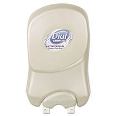 Duo Manual Soap Dispenser, 7 1/4 x 3 7/8 x 11 3/4, 1250 mL, Pearl