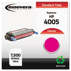 Remanufactured CB403A (642A) Toner, 7500 Page-Yield, Magenta