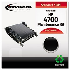 Remanufactured Q7504A Transfer Kit, 100,000 Page-Yield