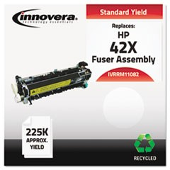 Remanufactured RM1-1082-000 (42X) Fuser, 225,000 Page-Yield