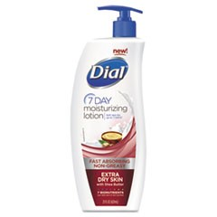Extra Dry 7-Day Moisturizing Lotion with Shea Butter, 21 oz