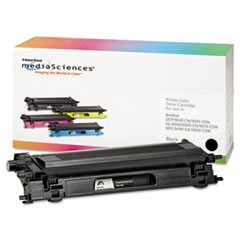 MDA39407 HL-4040 Compatible, Reman, TN115BK Laser Toner, 5,000 Yield, Black