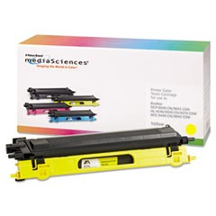 MDA39410 HL-4040 Compatible, Reman, TN115Y Laser Toner, 4,000 Yield, Yellow