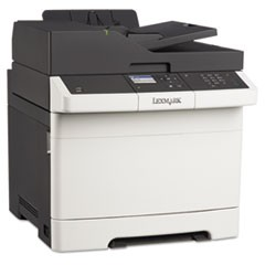 CX310n Multifunction Color Laser Printer, Copy/Print/Scan