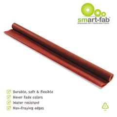 Smart Fab Disposable Fabric, 48 x 40 roll, Brown