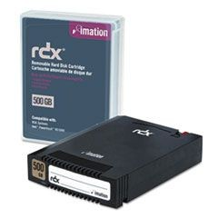 500GB Data Cartridge for RDX Drive