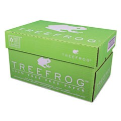 Tree-Free Copy Paper, 20-lb., 8-1/2 x 11, 5000 Sheets/Carton