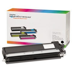 39855 Compatible, Remanufactured, TN210BK, Toner, 2200 Page-Yield, Black