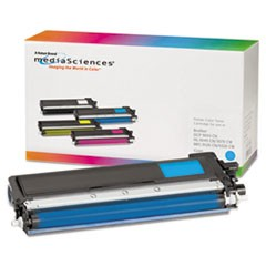 39856 Compatible, Remanufactured, TN210C Toner, 1400 Page-Yield, Cyan