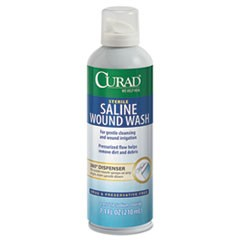 Sterile Saline Wound Wash, 7.1 oz Bottle