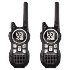 Talkabout MR350R Two Way Radio, 1 Watt, GMRS/FRS, 22 Channels, 1 Pack