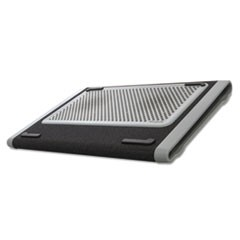 Dual Fan Chill Mat, 9 1/4 x 13 1/4 x 1, Gray/Black