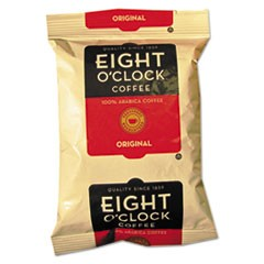 Regular Ground Coffee Fraction Packs, Original, 2 oz, 42/Carton