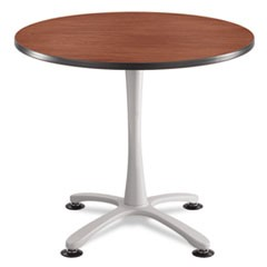 "Cha-Cha Table Top, Laminate, Round, 36"" Diameter, Cherry"