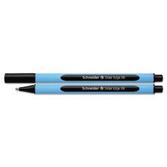 Edge Ballpoint Pens, 1.4 mm, Extra Bold, Black Ink