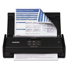 ADS1000W Wireless Compact Scanner, 600 x 600 dpi, 20 Sheet Automatic Feeder