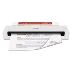 DSmobile 720D Mobile Scanner, 600 dpi Optical Resolution, 1-Sheet Duplex Auto Document Feeder