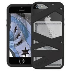 Mummy Case for iPhone 5/5S, Black