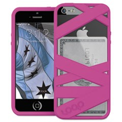 Mummy Case for iPhone 5/5S, Magenta
