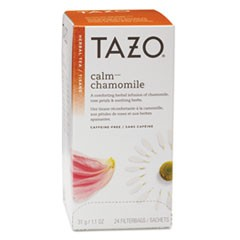 Tea Bags, Calm Chamomile, 24/Box