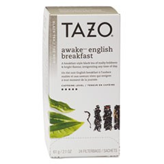Tea Bags, Awake English Breakfast, 24/Box