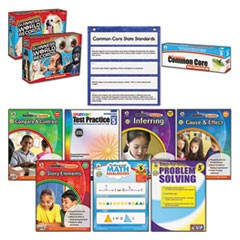Common Core Kit, Math/Language, Grade 5