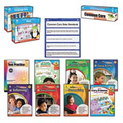 Common Core Kit, Math/Language, Grade 1
