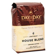 100% Pure Coffee, House Blend, Ground, 33oz Bag
