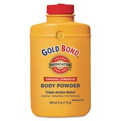 Original Strength Medicated Powder, 4oz Bottle